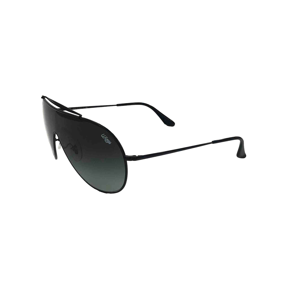 583ea96bc Ray Ban 3597 Wings Preto - Crafts Ótica